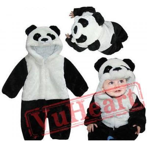 Kigurumi | Animal Panda Kigurumi Onesies - Cool Baby Onesies