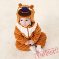 Kigurumi | Bear Kigurumi Onesies - Cool Baby Onesies