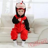 Kigurumi | Ladybug Animal Kigurumi Onesies - Cool Baby Onesies