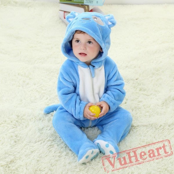 Kigurumi   Bear Kigurumi Onesies - Cool Baby Onesies