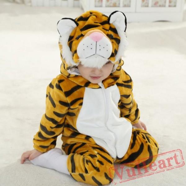Kigurumi | Tiger Animal Kigurumi Onesies - Cool Baby Onesies