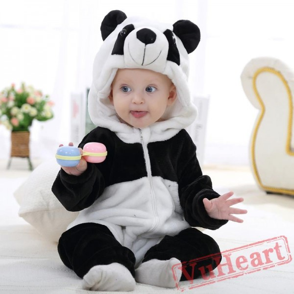 Kigurumi | Panda Kigurumi Onesies - Cool Baby Onesies
