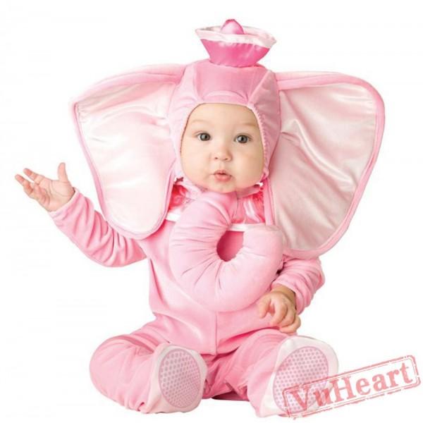 Kigurumi   Elephant Kigurumi Onesies - Cool Baby Onesies