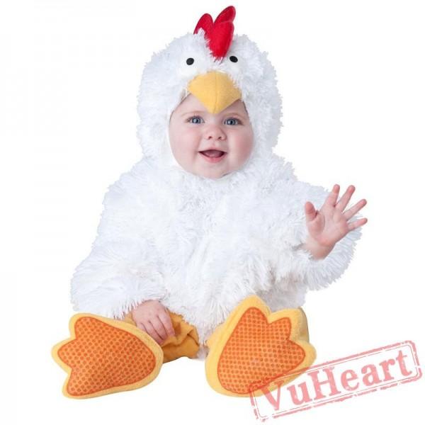 Kigurumi | White Chicks Kigurumi Onesies - Cool Baby Onesies
