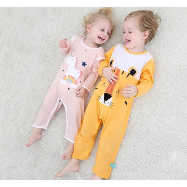 Baby Cotton Summer Onesie Pajamas 0 - 36 Month