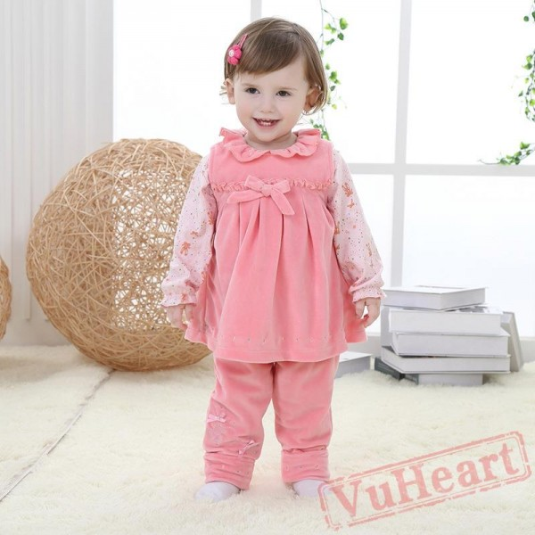 Cute Three-Piece Suit Baby Onesie Costumes / Clothes
