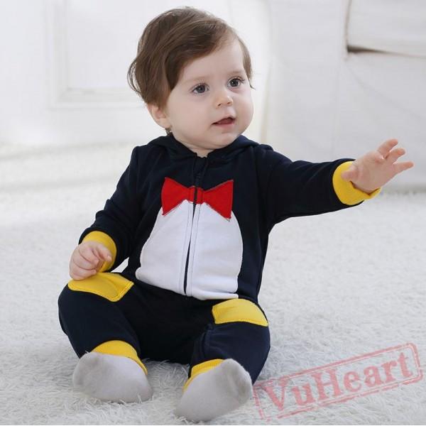 Black Animal Crow Baby Onesie Costumes / Clothes
