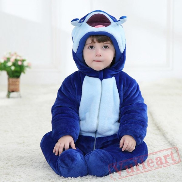 Devil Fish Cute Flannel Baby Onesie Costumes / Clothes