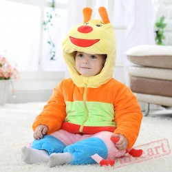 Caterpillar Lovely Baby Onesie Costumes / Clothes