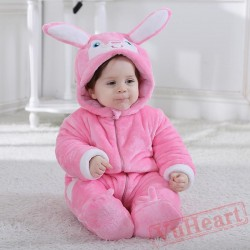 Purple & Pink Pink Purple Baby Onesie Costumes / Clothes