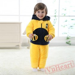 Yellow & Red Bee Ladybug Baby Onesie Costumes / Clothes