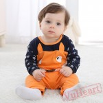 Brown Fox Baby Onesie Costumes / Clothes