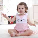 Little Fox & Watermelon Lovely And Comfortable Baby Onesie Costumes / Clothes