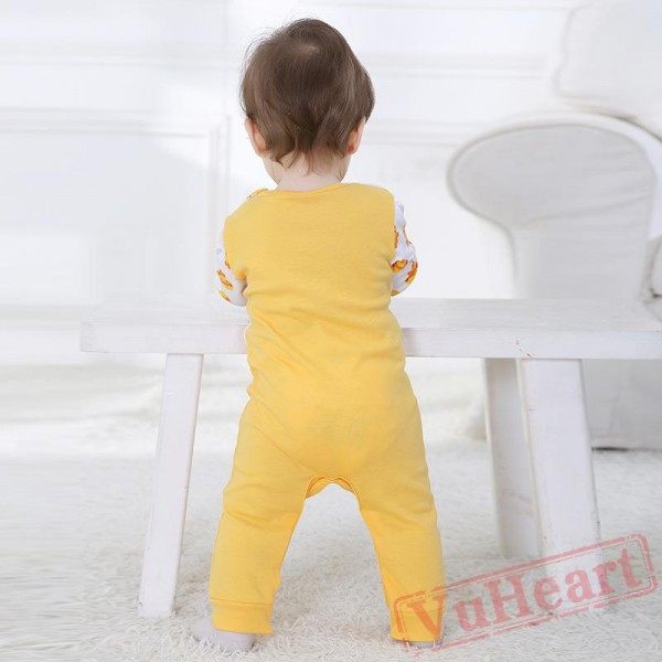 Comfortable Cartoon Baby Onesie Costumes / Clothes