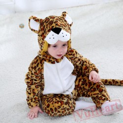 Leopard Animal Baby Onesie Costumes / Clothes