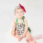 Cute & Funny Baby Girl Onesies,Summer Toddler/Baby Bodysuit