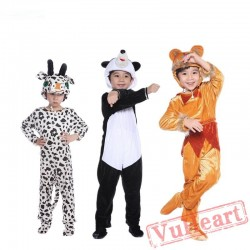 Children's Clothing - Cattle|Cows|Monkeys Kids Clothes for Boy & Girl | Dance Clothes