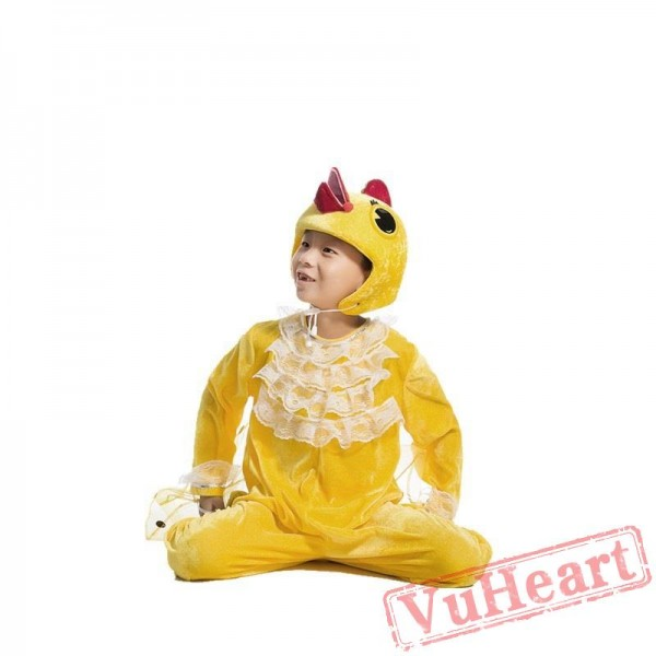 Children's Clothing - Chicken|Crow|Pigeon Kids Clothes for Boy & Girl | Dance Clothes