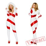 Christmas Women's Costume Snowman's Nightclubs Costumes