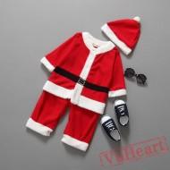 Boys Christmas Classic Suit,Boys Christmas Onesies