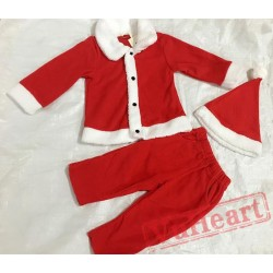 Baby Long Sleeve Christmas Onesies
