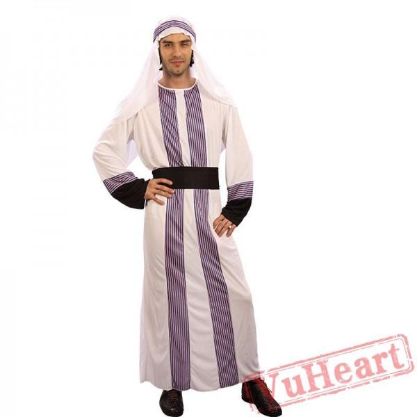 Adult men Arab Dubai costume