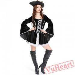 Halloween Pirate Garment, Caribbean Pirate Garment