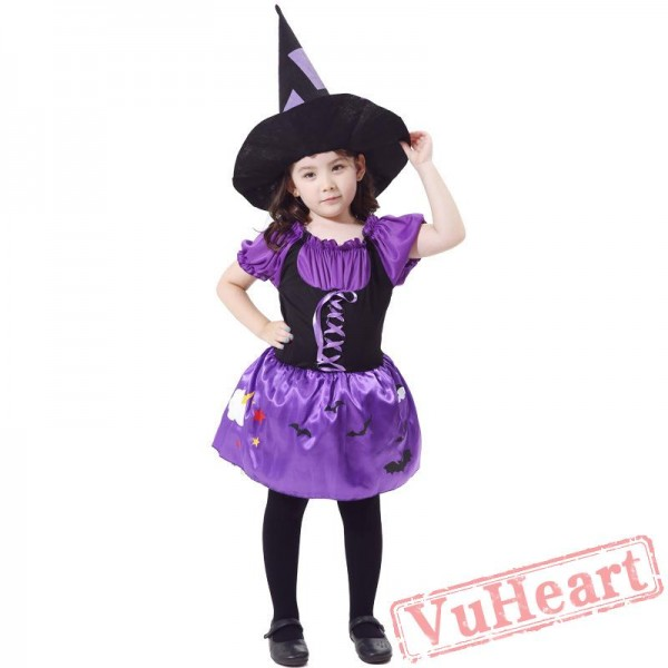 Halloween costume, witch costume
