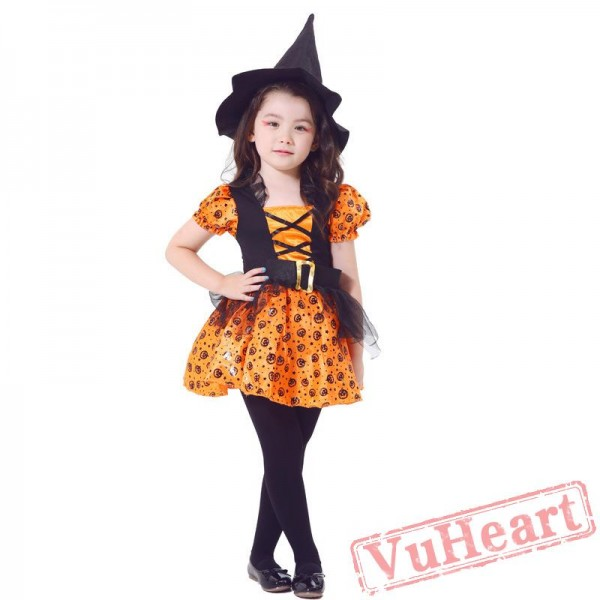 Halloween witch costume, witch costume