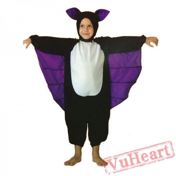 Halloween kid bat costume