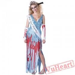 Halloween bloody dress