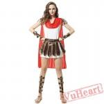 Halloween costume warrior costume