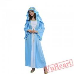 Arab costume, Halloween royal princess dress