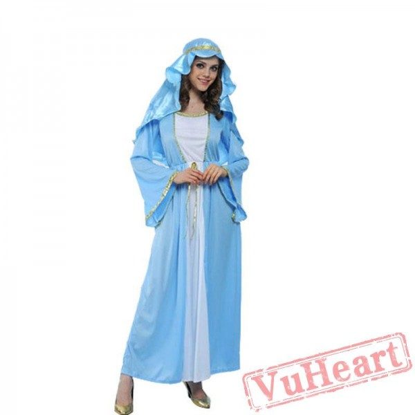 Arab costume, Halloween royal princess dress