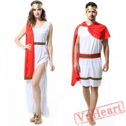 Greek Egyptian costume Romanian lady lady dress