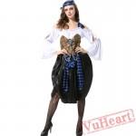 Adult Halloween Pirate Garment Woman