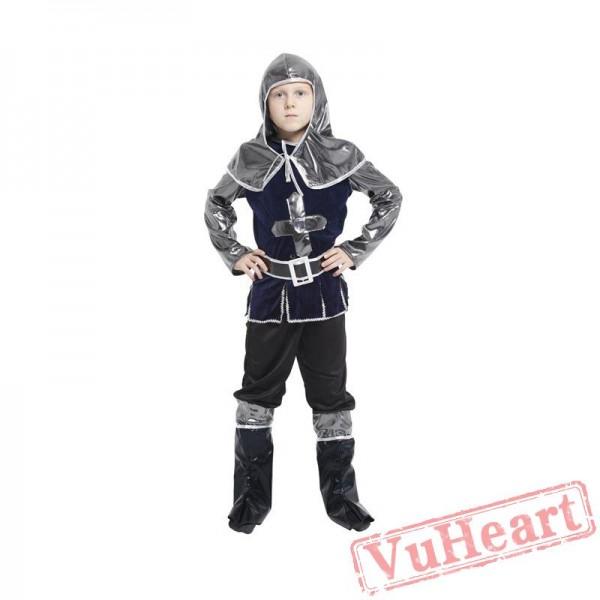 Halloween costume, crusader warrior costume