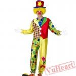 Adult clown costume