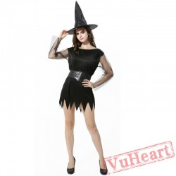 Halloween adult costume, witch costume