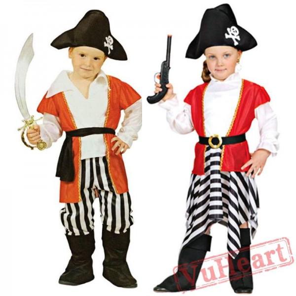 Halloween Child Pirate Garment