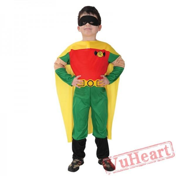 Robin Superman costume