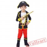Halloween Child Caribbean Pirate Garment