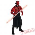 Halloween cosplay costumes, Star Wars Red Devils robe