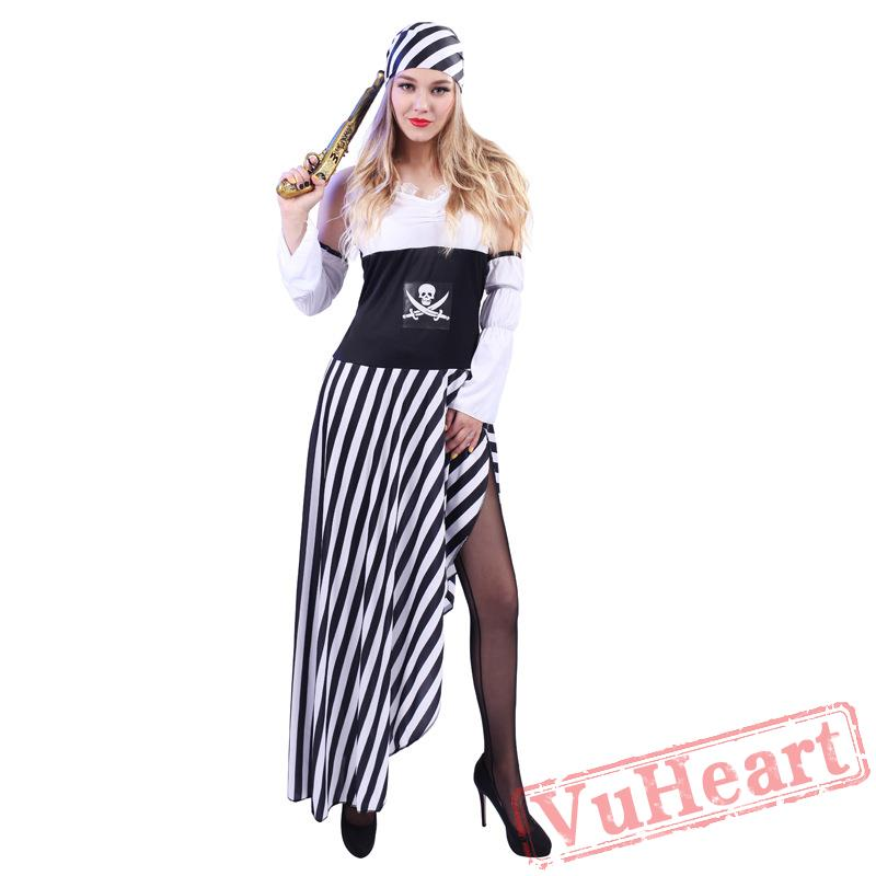 sc 1 st  VuHeart & Halloween pirate costume women pirate costume / adult pirate costume