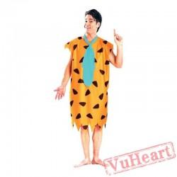 Halloween modern primitive costume, savage costume