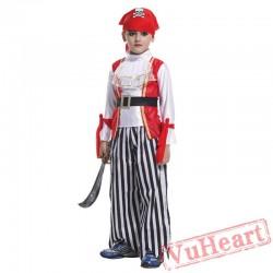 Halloween Caribbean Pirate Garment