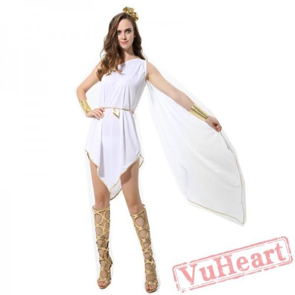 Halloween costume, Greek goddess costume