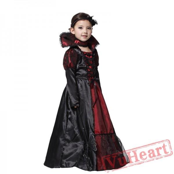 Halloween cosplay costume, vicious queen costume