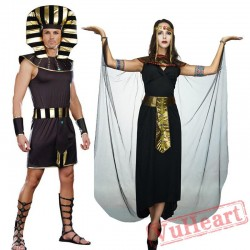 Adult Egyptian after the costume