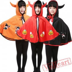 Devil Cloak, Halloween Child costume